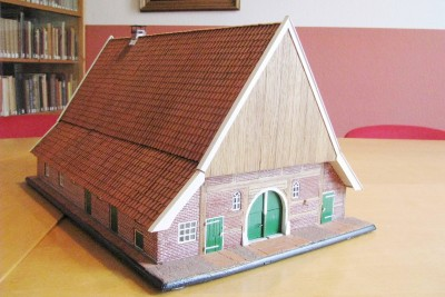 Maquette Beijerink (Baijerman) Tilligte (door Jan Effing) 1