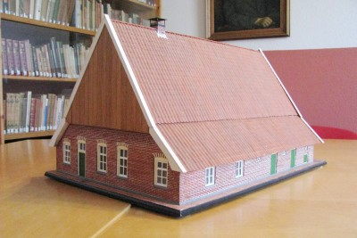 Maquette Beijerink (Baijerman) Tilligte (door Jan Effing) 2