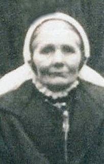 Maria Antonia Tijink-Reerink (Stengman) Tilligte 1866-1937 Foto 1929