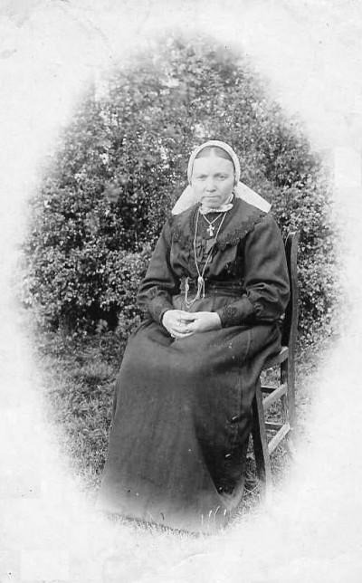 Maria Gesina Tijscholte-Reerink  (geb Koelman) 1877-1963