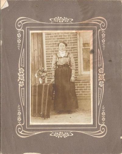 Maria Gezina Groeneveld de Meijer in Lattrop