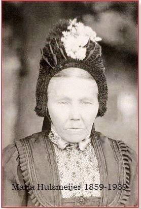 Maria Hulsmeijer (Roepe) Breklenkamp 1859-1939