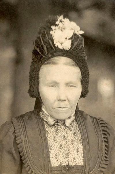 Maria Hulsmeijer (op Roepe) Breklenkamp 1858-1934