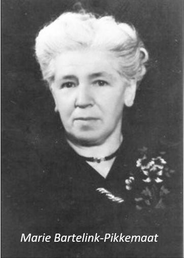 Marie Bartelink-Pikkemaat