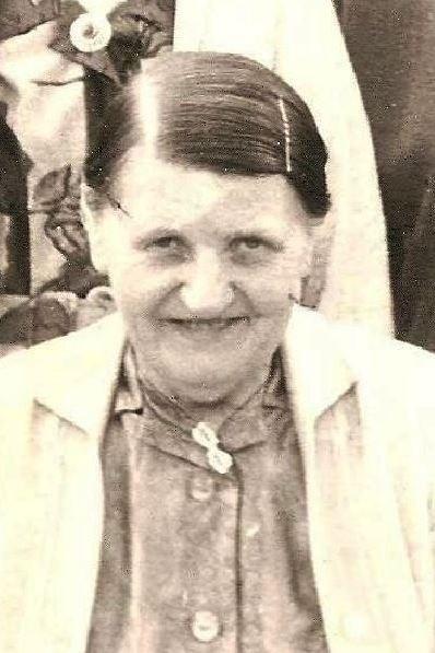 Marie Borggreve-Huisken Klein Agelo