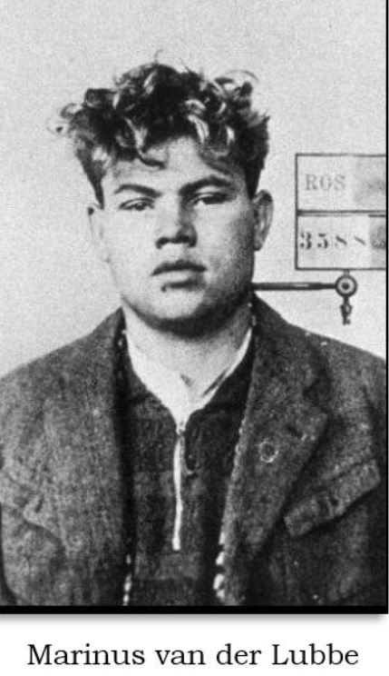 Marinus van der Lubbe (Duitse  politiefoto, 1933)