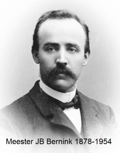 Meester J.B. Bernink (1878-1954) - kopie