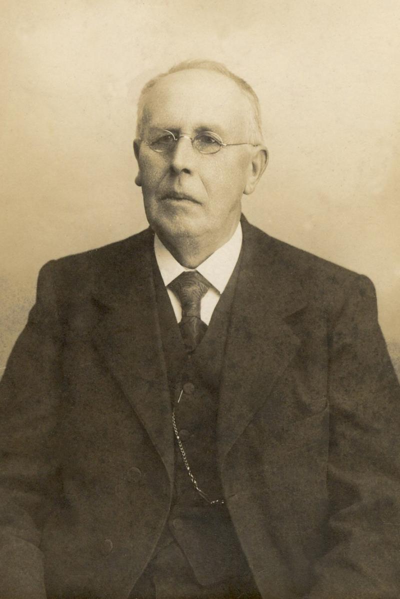Meester Joannes Molendijk Lattrop 1850 Deurningen 1930