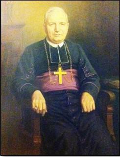 Mgr Lemmens bisschop van Limburg