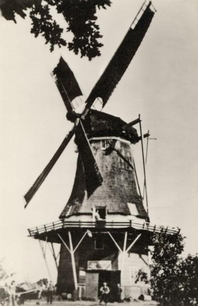 Oortman molen in Lattrop