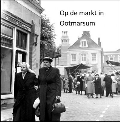 Op de markt in Ootmarsum
