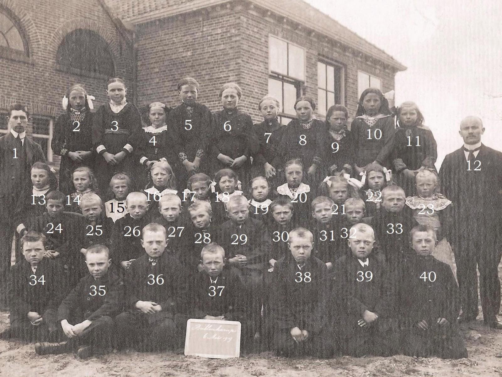 Openbare Lagere School Breklenkamp 6 Mei 1919