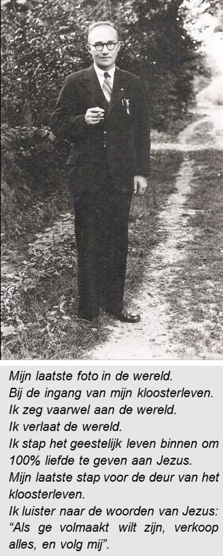 Pastoor Cajetanus Borggreve van  Boarnk-Greads in Tilligte