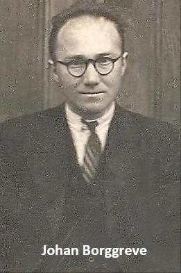 Pater Johan Borggreve in Tilligte