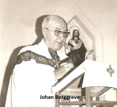 Pater Johan Borggreve Tilligte