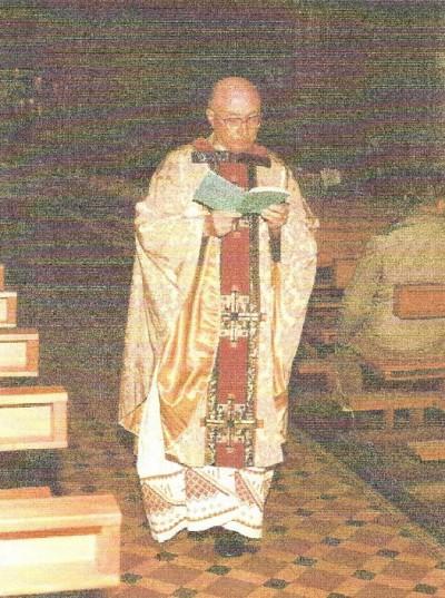 Pater Johan (Cajetanus) Borggreve in Tilligte