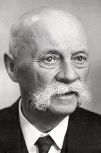 Professor Pieter Sjoerds Gerbrandy