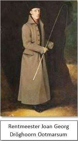 Rentmeester Joan Georg Dröghoorn Ootmarsum