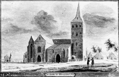 RK Kerk in Ootmarsum anno 1737