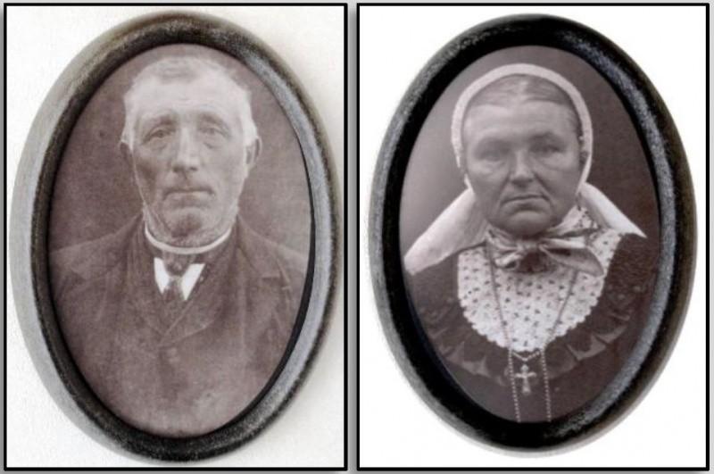 Johannes Roelink en Hendrika Maria Braakhuis (Voetsmid) Lattrop