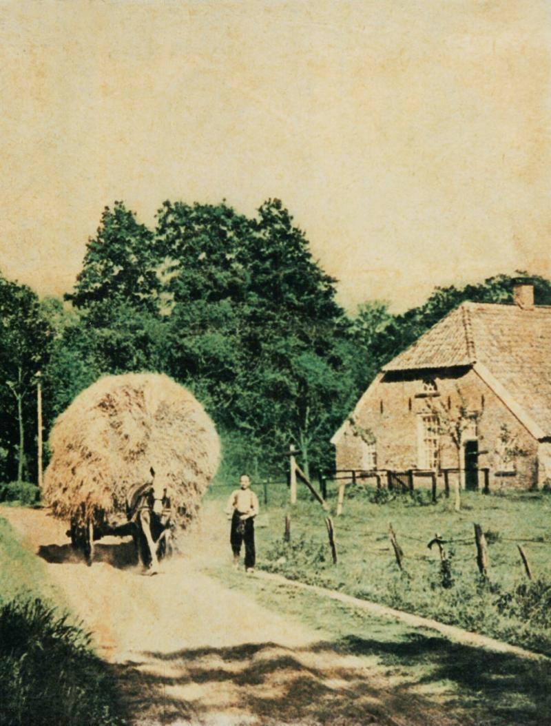 Boerderij Sniedersboer in Breklenkamp