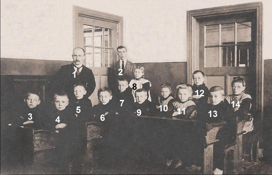 School Breklenkamp plm 1920
