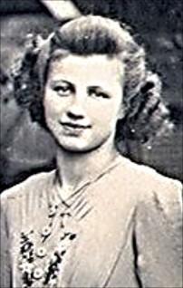 Sien Baalhuis Noord Deurningen geb. 1925 op olde Voskamp
