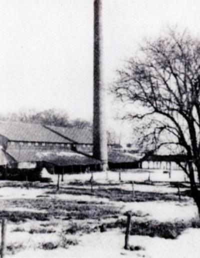 Steenfabriek Scholten op de Kuiperberg in Ootmarsum