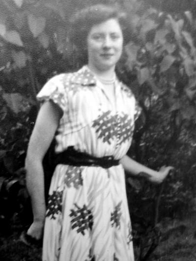 Theresia (Thea) Keuters 1932-1953