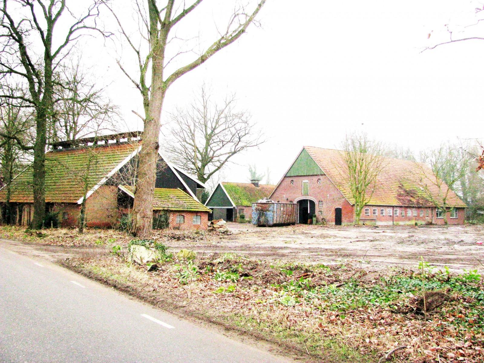 Tijscholte Lattrop 2016 boerderij