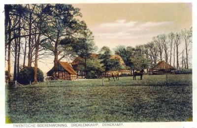 Twickel boerderij Scholten Breklenkamp