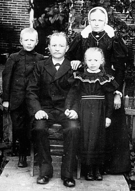 Familie Klaas-Huisken Ootmarsum