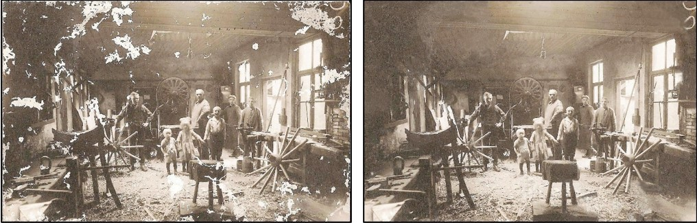 Wagenmakerij Smoes in Denekamp