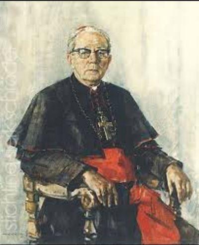 Kardinaal Bernard Alfrink