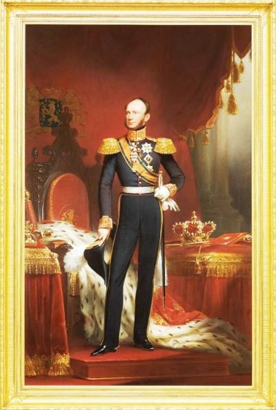 Zijne Majesteit de Koning der Nederlanden, Prins Willem II van Oranje-Nassau, Groot-Hertog van Luxemburg